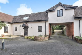 Thumbnail 2 bed terraced house for sale in The Stables, Chitterne, Warminster
