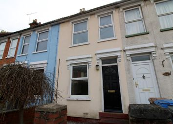 Thumbnail 2 bed terraced house to rent in Upland Road, Ipswich