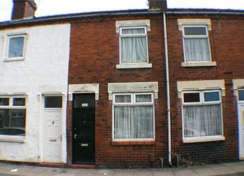 Thumbnail 2 bedroom terraced house for sale in Glendale Street, Burslem, Stoke-On-Trent, Staffordshire