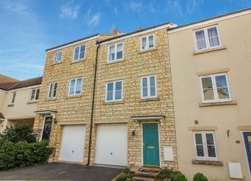 Thumbnail 4 bed town house for sale in Slipps Close, Frome