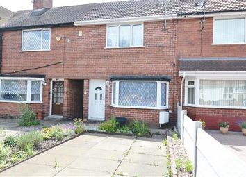 Thumbnail 2 Bed Terraced House For Sale In Castleton Road Great Barr Birmingham