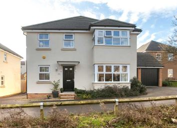 Thumbnail 4 bed detached house for sale in Oak Leaze, Charlton Hayes, Patchway, Bristol