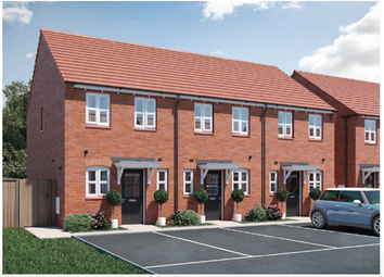Thumbnail 2 bed terraced house for sale in Plots 29, 30 And 31 Curzon Park |, 7, 9 And 11 Baker Place, Wingerworth, Derbyshire