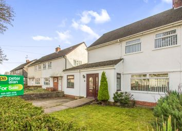 Thumbnail 3 bed semi-detached house for sale in College Road, Llandaff North, Cardiff