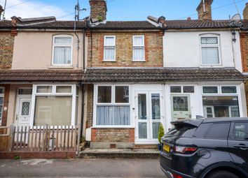 Thumbnail 2 bedroom terraced house for sale in Cannon Road, Watford
