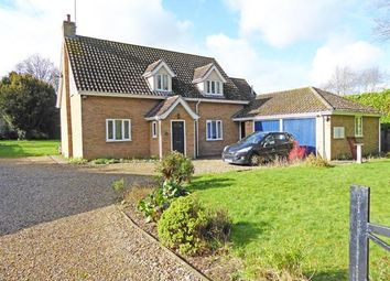 Thumbnail 5 bedroom detached house for sale in South Lodge Drive, Fornham St. Genevieve, Bury St. Edmunds