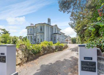 Thumbnail 2 bedroom flat for sale in Forde Park, Newton Abbot, Devon