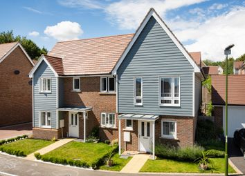 Thumbnail 2 bed semi-detached house for sale in Knox Road, Haywards Heath