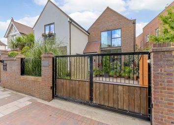 Thumbnail 3 bed detached house for sale in Sidmouth Road, London
