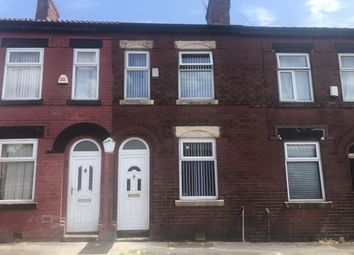 Thumbnail 2 bed terraced house to rent in Wembury Street North, Manchester