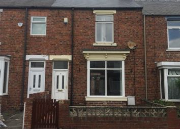 3 bed terraced house for sale in Alexandra Street, Shildon DL4