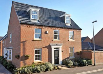 "Thumbnail 5 bed detached house for sale in ""Maddoc"" at Driffield Road, Beverley"