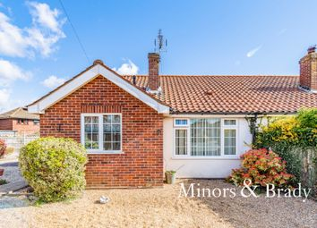 Thumbnail 2 bed semi-detached bungalow for sale in Parana Close, Sprowston, Norwich