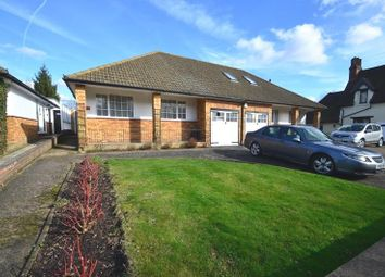 Thumbnail 2 bed semi-detached bungalow for sale in Fore Street, Eastcote, Pinner