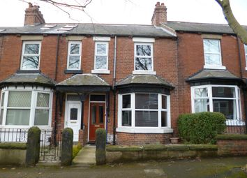 Thumbnail 3 bed terraced house to rent in Harrison Grove, Harrogate