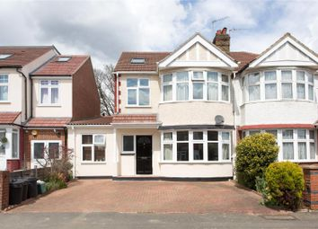 Thumbnail 4 bed semi-detached house for sale in Burlington Road, Isleworth