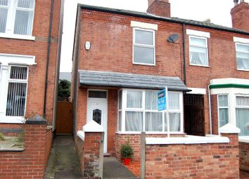 Thumbnail 2 bedroom end terrace house for sale in Dale Street, Ilkeston, Derbyshire
