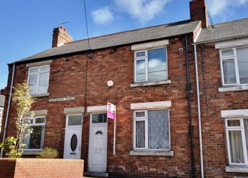 Thumbnail 2 bed terraced house for sale in Hackworth Street, Ferryhill, Durham