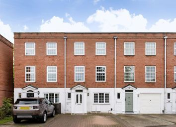 Thumbnail 3 bedroom terraced house for sale in Blenheim Close, London