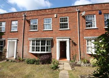 Thumbnail 3 bed terraced house for sale in Paddock Gardens, Lymington, Hampshire