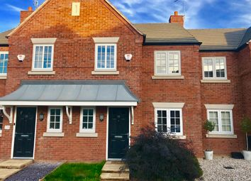 Thumbnail 3 bed terraced house for sale in St Marys Way, Elmesthorpe, Leicester