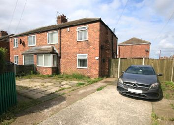 Thumbnail 3 bed semi-detached house for sale in Chambers Avenue, Conisbrough, Doncaster