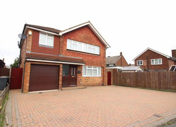 Thumbnail 5 bed property to rent in Cornfield Road, Bushey