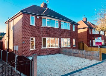 Thumbnail 3 bedroom semi-detached house for sale in Burnside Road, West Bridgford, Nottingham