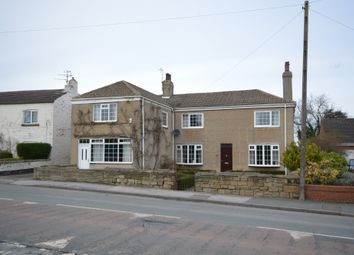 Thumbnail 5 bed detached house for sale in Church Road, Altofts, Normanton