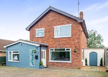 Thumbnail 5 bedroom detached house for sale in Heath Road, Lowestoft