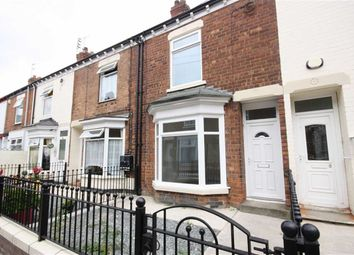 Thumbnail 2 bed terraced house to rent in Matlock Villas, Estcourt Street, Hull