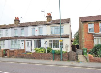 Thumbnail 3 bedroom end terrace house for sale in Bourne Road, Bexley