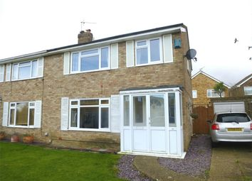 Thumbnail 3 bed semi-detached house to rent in Ravensbourne Avenue, Herne Bay, Kent