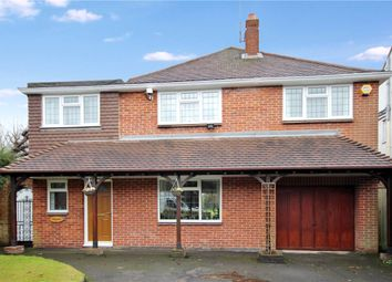 Thumbnail 5 bed detached house for sale in Broke Farm Drive, Pratts Bottom, Kent