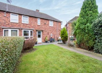 Thumbnail 3 bedroom end terrace house for sale in Skampton Road, Leicester, Leicestershire