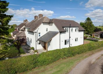Thumbnail 4 bed semi-detached house for sale in Quicksie Hill, Arkesden, Saffron Walden