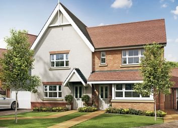 "Thumbnail 3 bed semi-detached house for sale in ""The Rochester"" at Woodcroft Lane, Waterlooville"