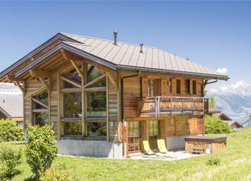 Thumbnail 4 bed chalet for sale in Spacious Family Chalet, Haute-Nendaz, Valais, Valais, Switzerland