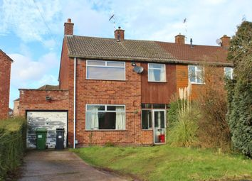 Thumbnail 3 bed semi-detached house to rent in Home Farm Crescent, Whitnash, Leamington Spa