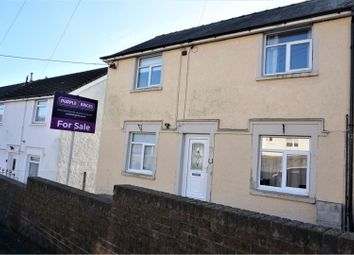 Thumbnail 3 bedroom semi-detached house for sale in Hillside Avenue, Pontyclun