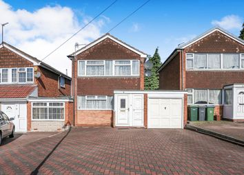 Thumbnail 3 bedroom link-detached house for sale in Tame Street, West Bromwich