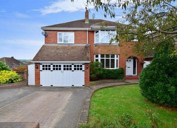Thumbnail 5 bed detached house for sale in Downs Road, Penenden Heath, Maidstone, Kent