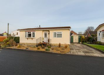 Thumbnail 2 bed mobile/park home for sale in Lodge Park, Catterall, Garstang, Lancashire