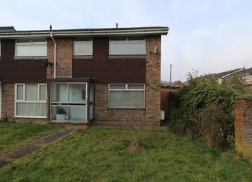 Thumbnail 3 bed end terrace house for sale in Mile Walk, Whitchurch, Bristol