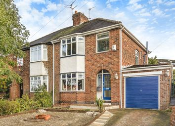 Thumbnail 3 bed semi-detached house for sale in Danebury Drive, York