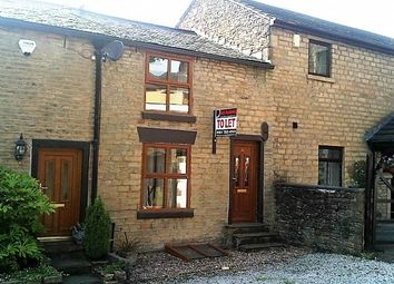Thumbnail 2 bed cottage to rent in Egerton Vale, Egerton, Bolton