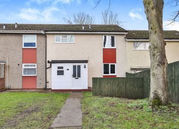 Thumbnail 3 bed terraced house for sale in Hillmead, Norwich