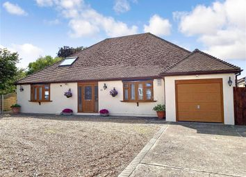 Thumbnail 4 bed bungalow for sale in Chaffes Lane, Upchurch, Sittingbourne, Kent