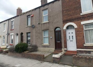 Thumbnail 2 bed terraced house to rent in Wigton Road, Carlisle