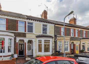 Thumbnail 3 bed terraced house to rent in Llanfair Road, Pontcanna, Cardiff